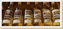 Grappa Berta Set in Holzbox 6x20cl
